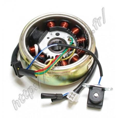 rotor / stator 11 poles 125cc