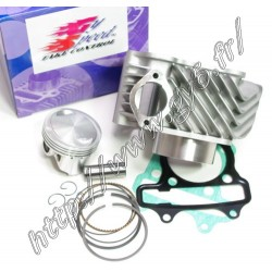 Kit cylindre Haute compression gy6 155cc GYSPEED