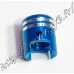 Bouchon de valve alu anodise bleu