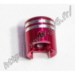Bouchon de valve alu anodise rouge