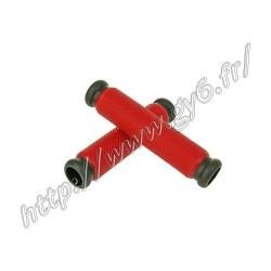 Manchon de levier de frein STR8 rouge