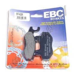 Plaquettes de frein racing EBC SFA228