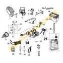 Circuit electrique Peugeot Kisbee
